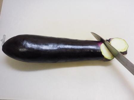 茄子とアブラカレイの蒲焼き002