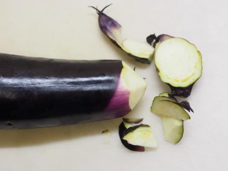 茄子とアブラカレイの蒲焼き003