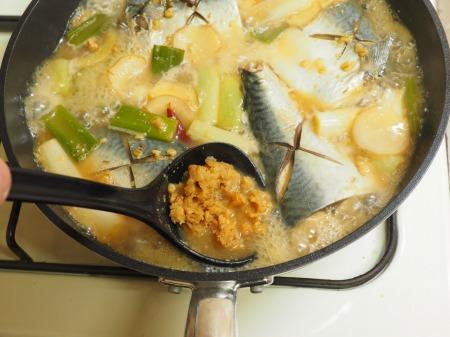 サバの味噌煮020