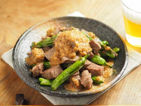 ミスジ肉サイコロステーキ011