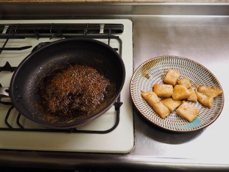 パンガシウスの蒲焼き丼061