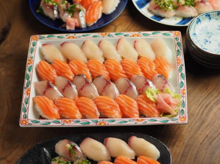 握り寿司の練習010
