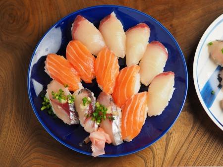 握り寿司の練習020