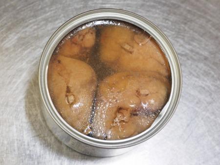 サバ缶常夜鍋092