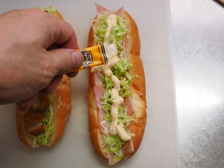 チーズ唐揚げ、ハムタルチーズ034