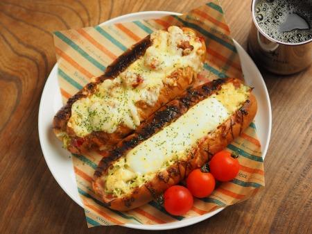 チーズ唐揚げ、ハムタルチーズ005