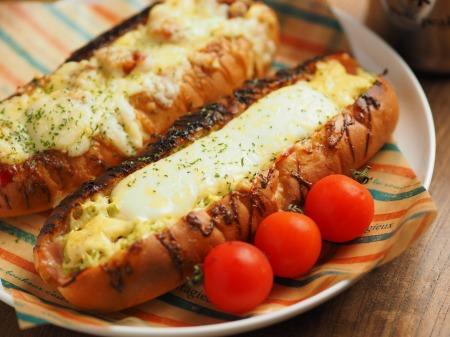 チーズ唐揚げ、ハムタルチーズ009