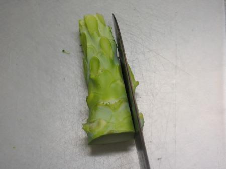 ブロッコリーの玉ねぎソース炒め039