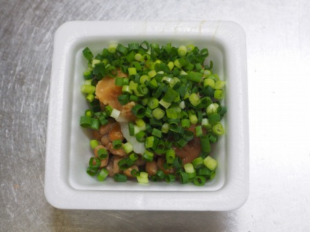 鶏むね水晶の梅味噌納豆添048