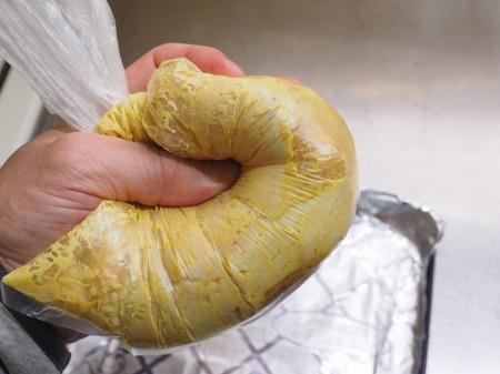 鶏むね肉のカレーマヨ焼き045