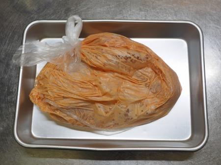 鶏むね肉のオーロラソース焼き030