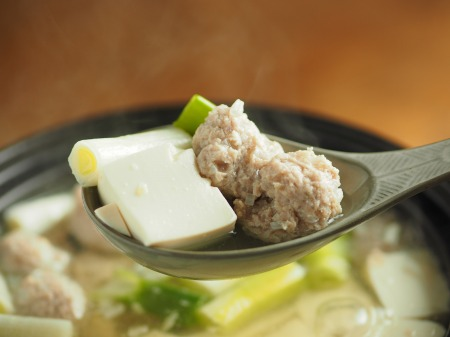 ゆず団子湯豆腐鍋015
