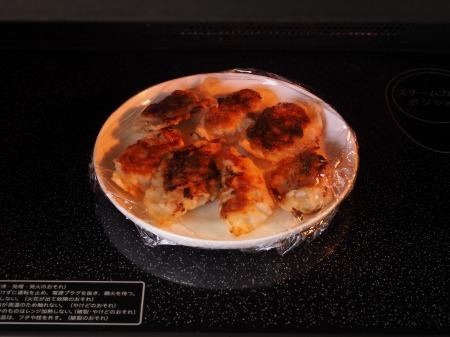 残った焼餃子チャーハン027