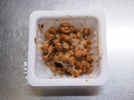 余った刺身漬け納豆丼023