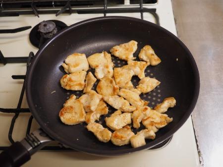 鶏むね肉と大根の一口ステー056