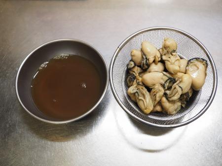 牡蠣の燻製065