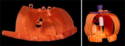 ハロウィンカボチャランタン作り方2小