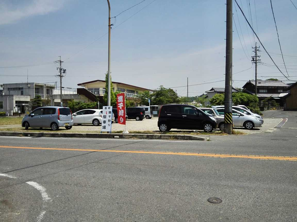阿野臨時駐車場