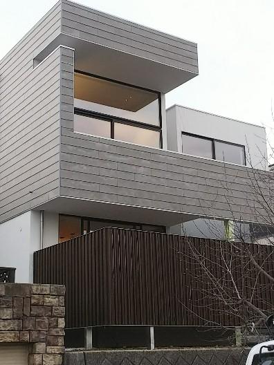 麻生区の家