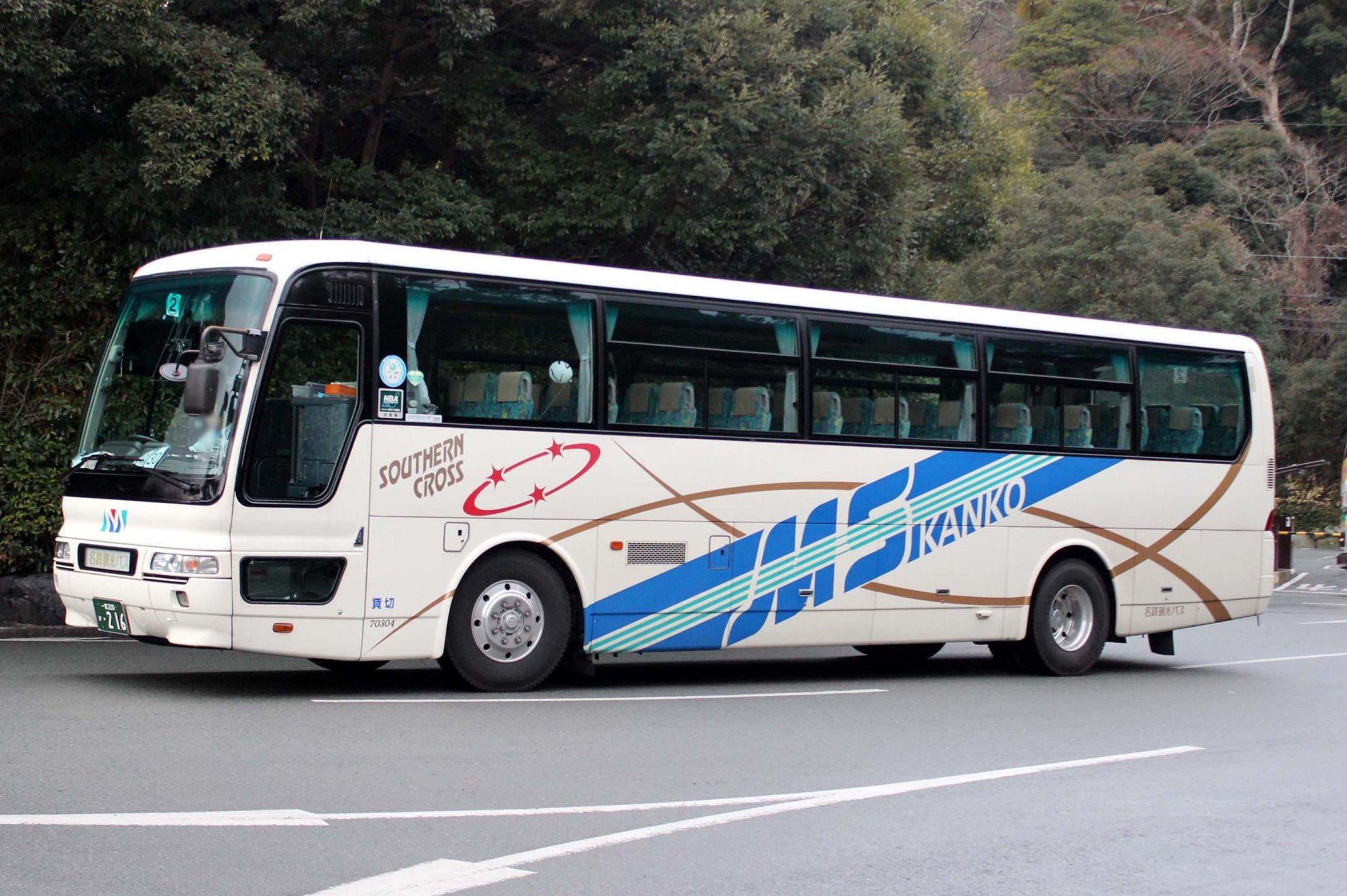 名鉄観光バス 70304