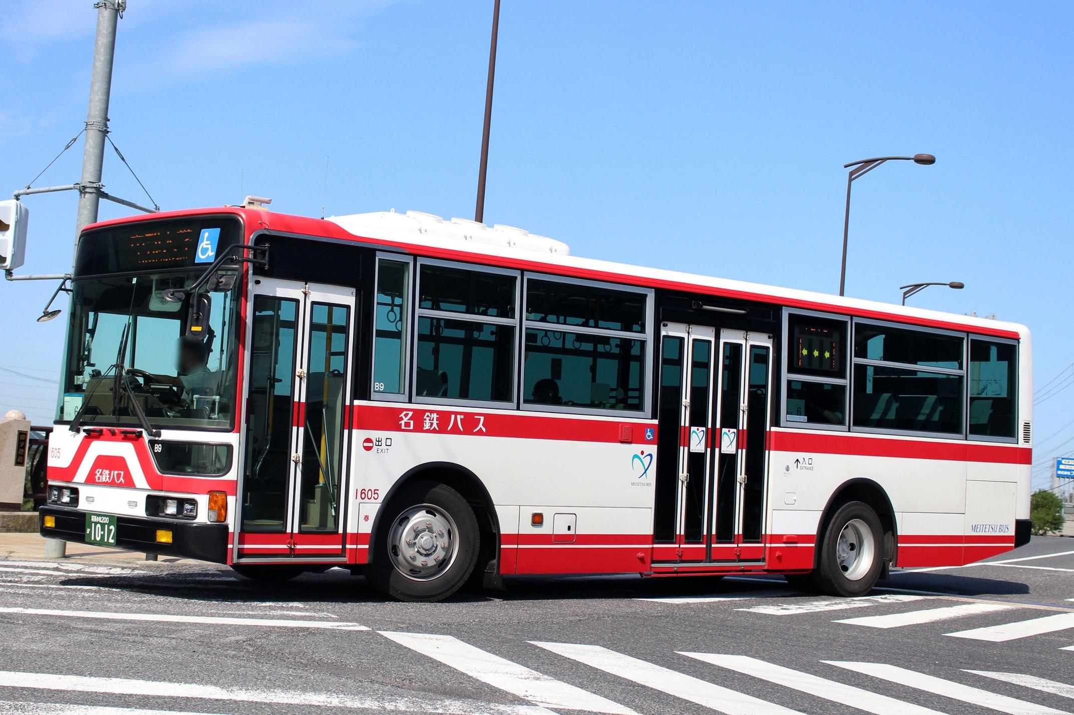 名鉄バス 1605