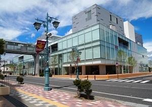 塩尻市立図書館