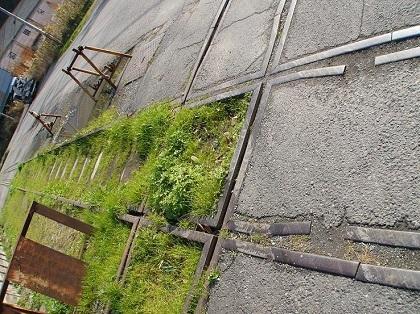 横須賀田浦DC跡