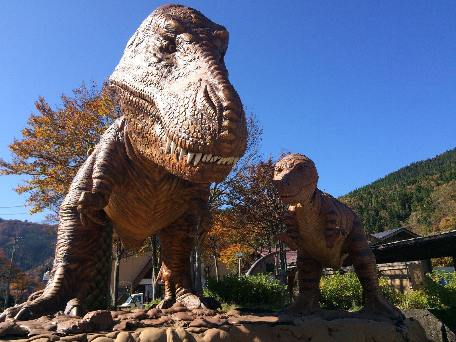 20181107-08 恐竜親子