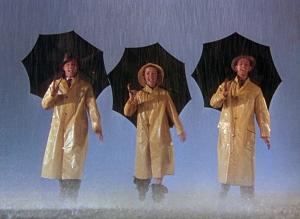 『雨に唄えば』オープニング
