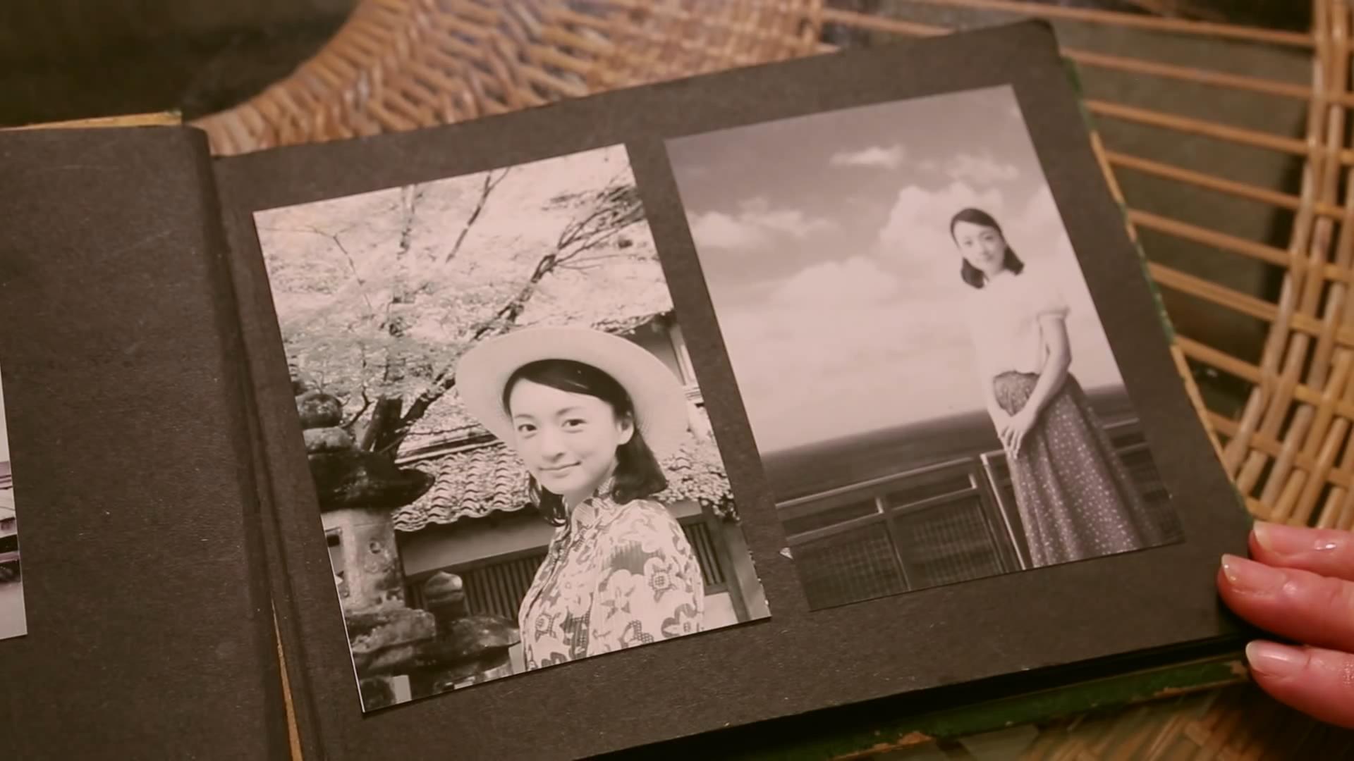 『ラスト・ウエディングドレス』若い頃のひいお婆ちゃん