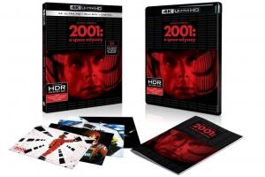 『2001年宇宙の旅』UHD-BD