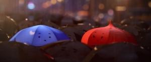 『ピクサー・ショートフィルム3』傘