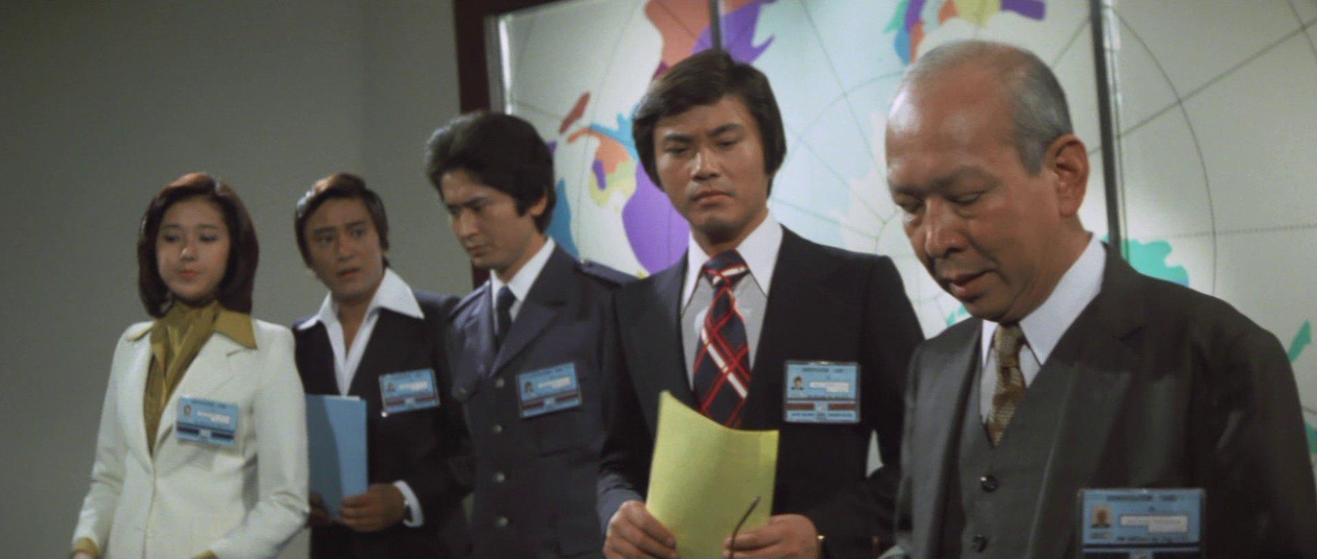 『惑星大戦争』ゆう子、V3、スコッチ、千葉県知事、ひでじ