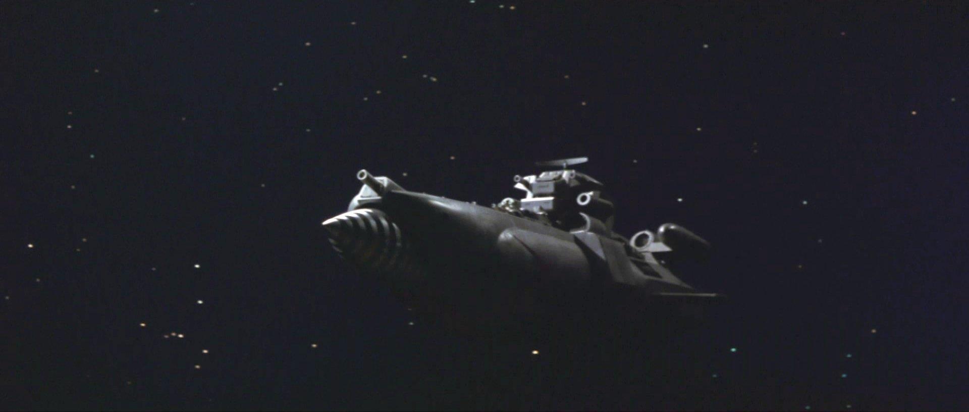 『惑星大戦争』宇宙戦艦轟天