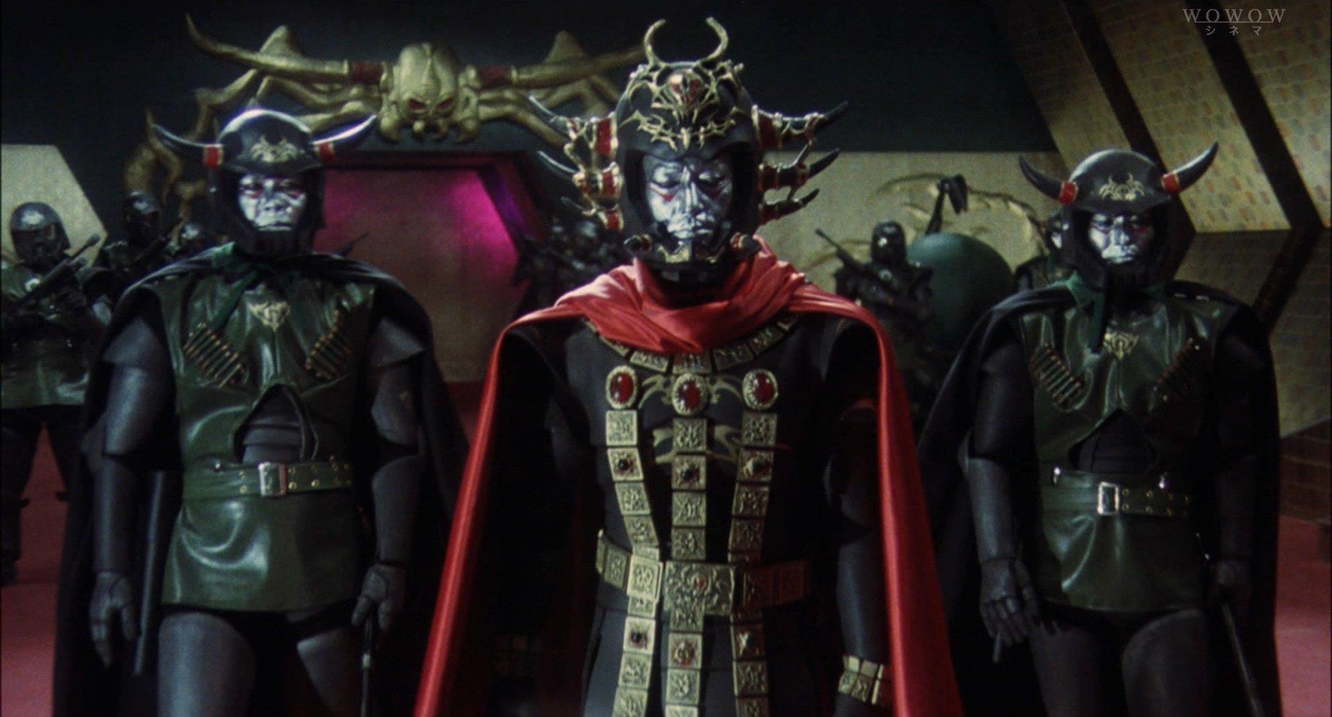 『宇宙からのメッセージ』ガバナス皇帝