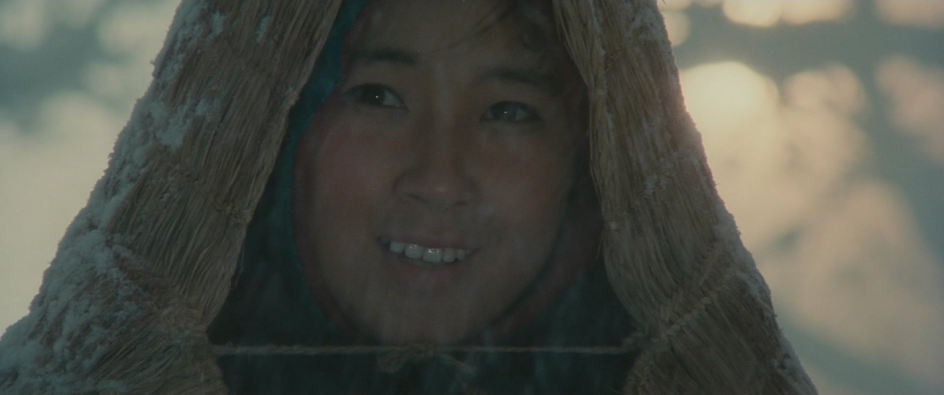 『八甲田山』秋吉久美子(日専4K)