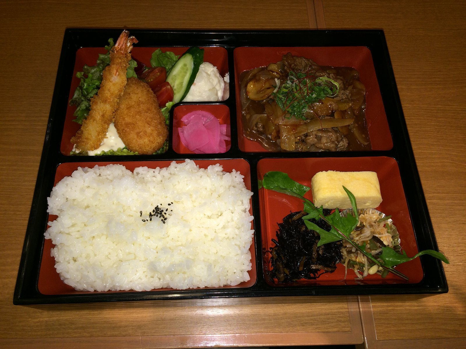 20181220_08 1900円(税別)ご飯大盛で_50円