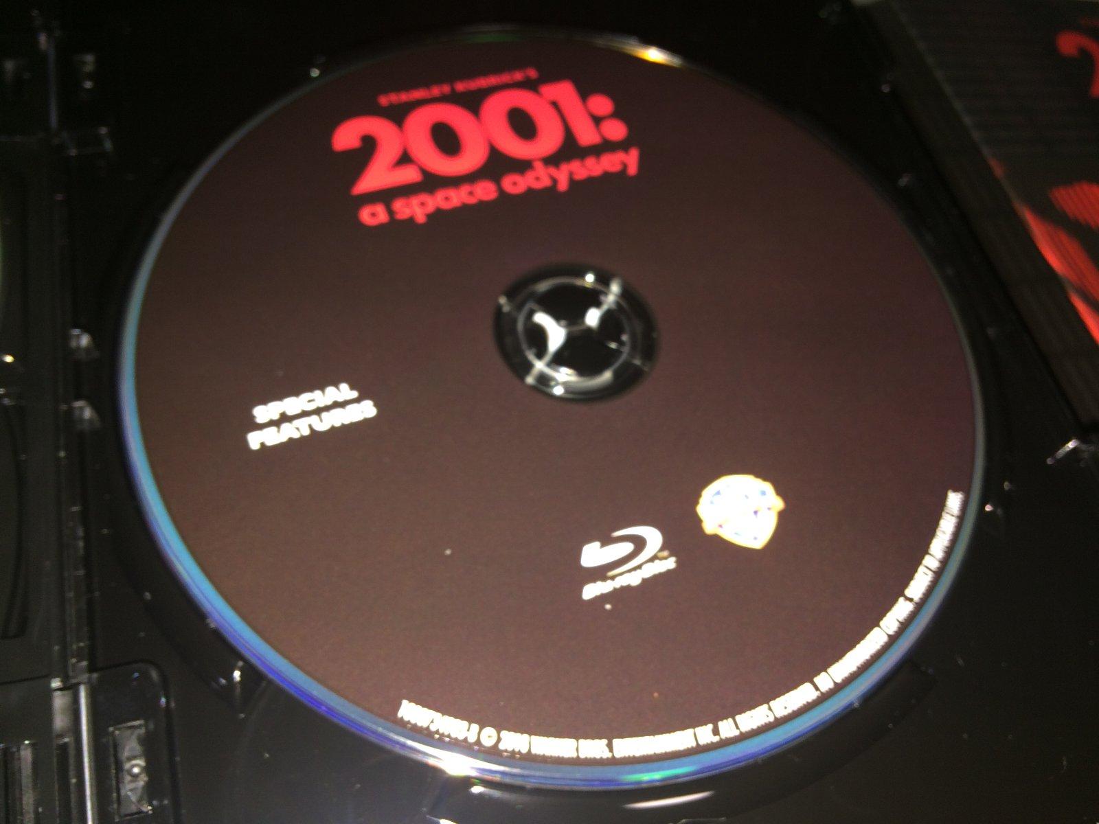 『2001年宇宙の旅』リマスターBD盤