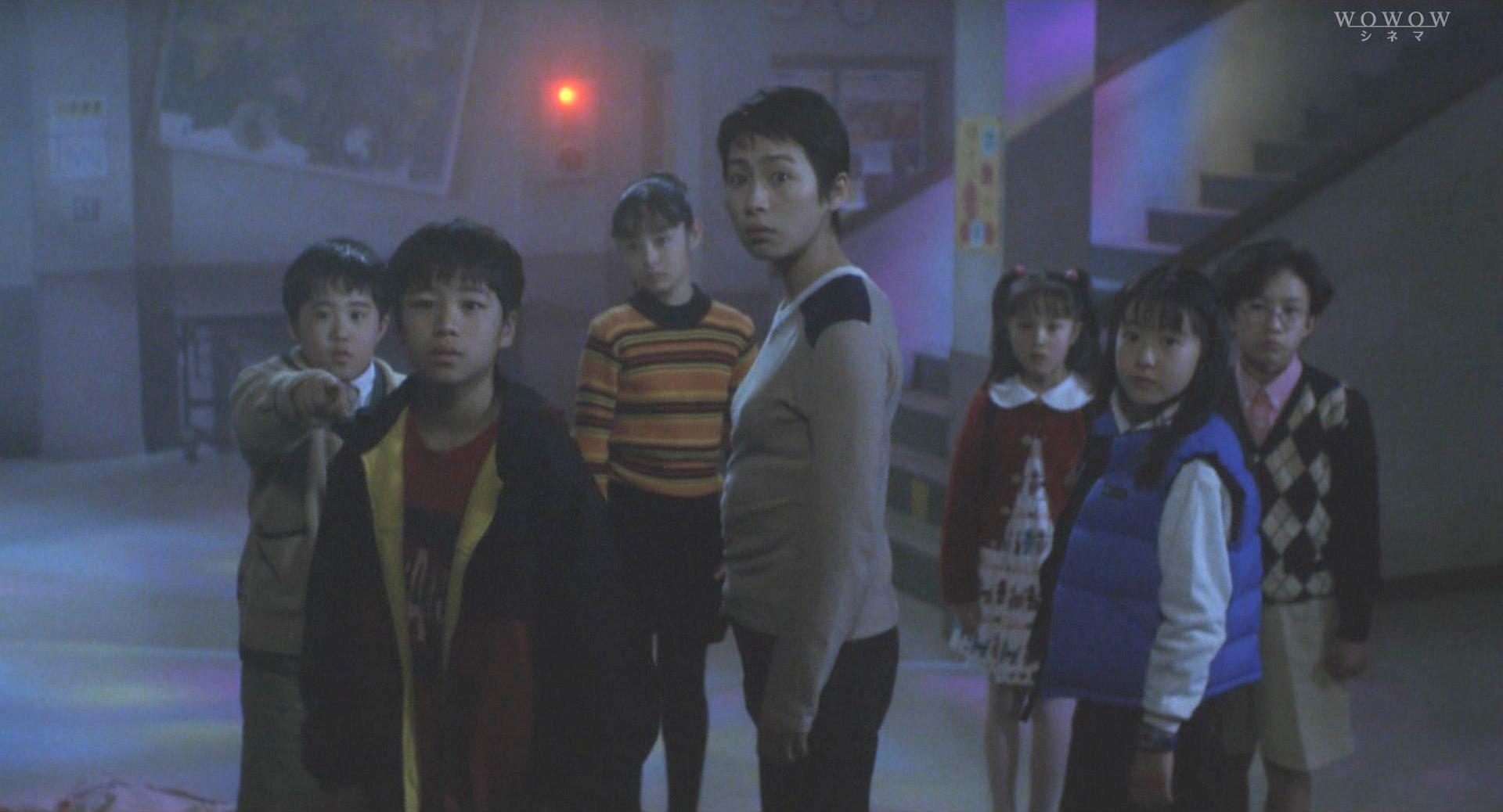 『学校の怪談3』出演者