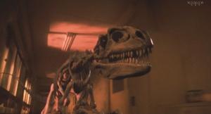 『学校の怪談3』恐竜化石