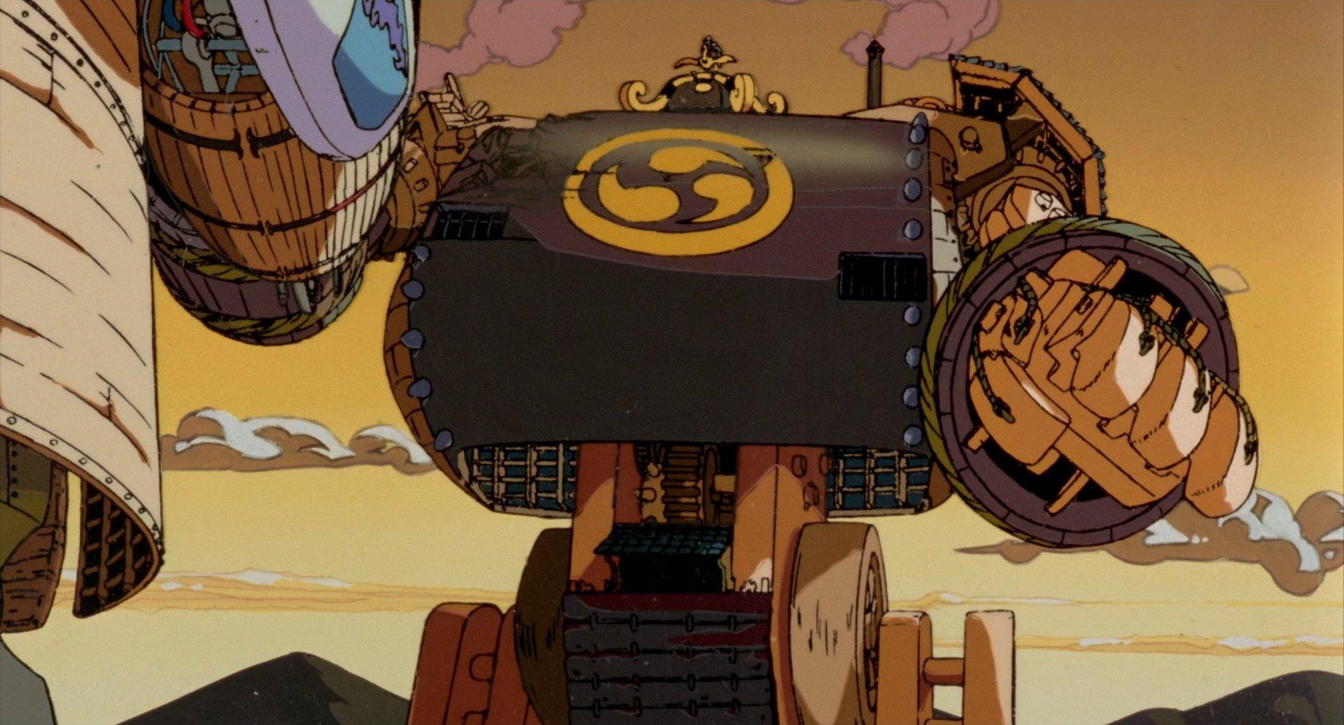 『ロボットカーニバル』より「明治からくり文明奇譚」
