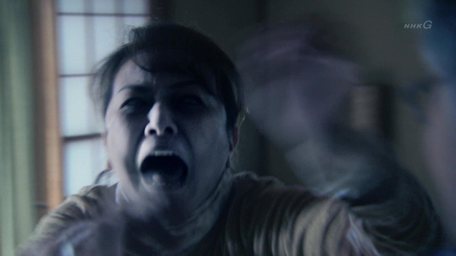 『ゾンみつ』第3話 母も