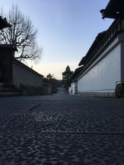 高台寺の入口あたり