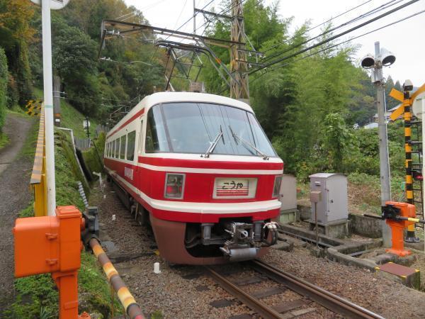 高野下駅付近2
