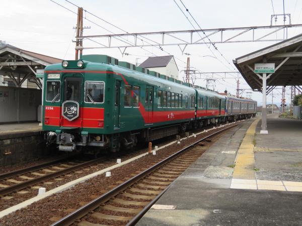 紀伊清水駅4