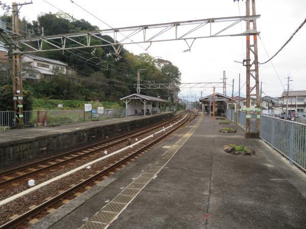 紀伊清水駅3