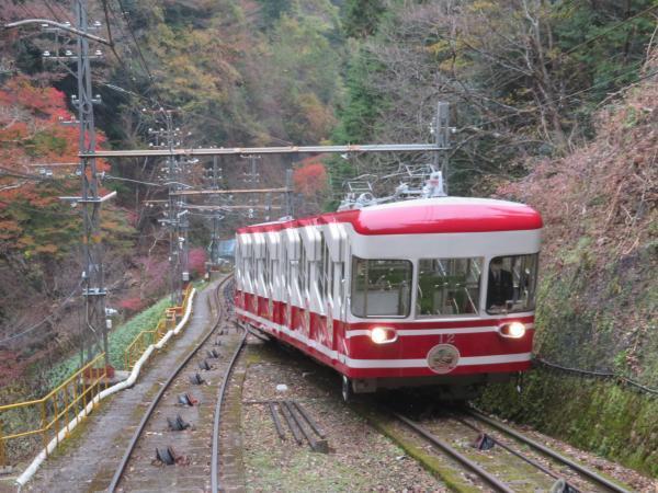 高野山ケーブルカー7