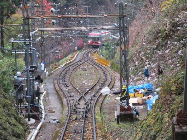 高野山ケーブルカー6