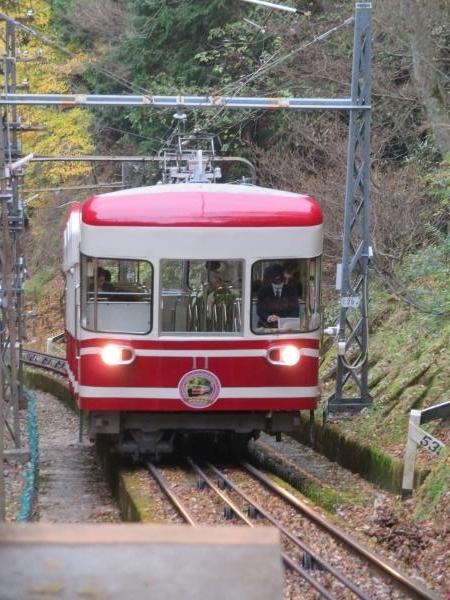 高野山駅4
