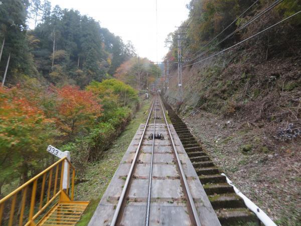 高野山ケーブルカー1